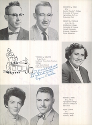 Page 10, 1956 Edition, Chester High School - Flamstead Challenge Yearbook (Chester, VT) online yearbook collection