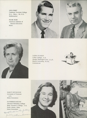 Page 11, 1956 Edition, Chester High School - Flamstead Challenge Yearbook (Chester, VT) online yearbook collection