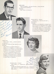 Page 14, 1956 Edition, Chester High School - Flamstead Challenge Yearbook (Chester, VT) online yearbook collection