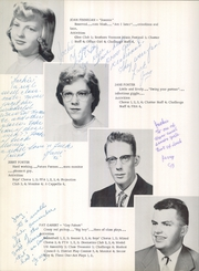 Page 16, 1956 Edition, Chester High School - Flamstead Challenge Yearbook (Chester, VT) online yearbook collection