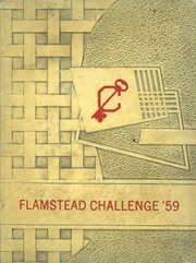 Page 1, 1959 Edition, Chester High School - Flamstead Challenge Yearbook (Chester, VT) online yearbook collection