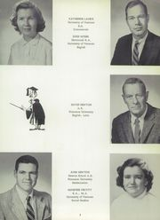 Page 11, 1959 Edition, Chester High School - Flamstead Challenge Yearbook (Chester, VT) online yearbook collection