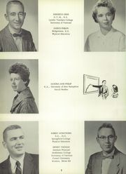 Page 12, 1959 Edition, Chester High School - Flamstead Challenge Yearbook (Chester, VT) online yearbook collection