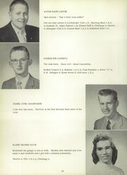 Page 16, 1959 Edition, Chester High School - Flamstead Challenge Yearbook (Chester, VT) online yearbook collection
