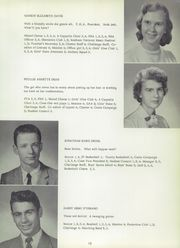 Page 17, 1959 Edition, Chester High School - Flamstead Challenge Yearbook (Chester, VT) online yearbook collection