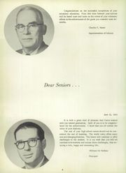 Page 8, 1959 Edition, Chester High School - Flamstead Challenge Yearbook (Chester, VT) online yearbook collection