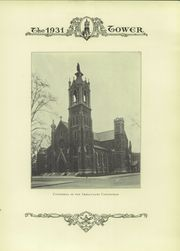 Page 11, 1931 Edition, Cathedral High School - Tower Yearbook (Burlington, VT) online yearbook collection