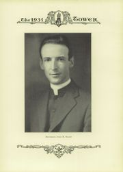 Page 17, 1931 Edition, Cathedral High School - Tower Yearbook (Burlington, VT) online yearbook collection