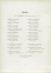 Page 11, 1941 Edition, Cathedral High School - Tower Yearbook (Burlington, VT) online yearbook collection