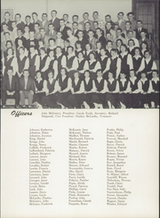 Page 17, 1956 Edition, Cathedral High School - Tower Yearbook (Burlington, VT) online yearbook collection
