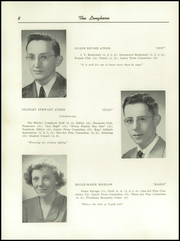 Page 10, 1947 Edition, Waterbury High School - Longhorn Yearbook (Waterbury, VT) online yearbook collection
