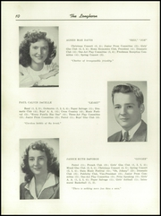Page 12, 1947 Edition, Waterbury High School - Longhorn Yearbook (Waterbury, VT) online yearbook collection