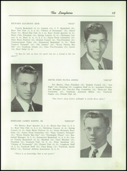 Page 15, 1947 Edition, Waterbury High School - Longhorn Yearbook (Waterbury, VT) online yearbook collection