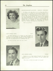 Page 16, 1947 Edition, Waterbury High School - Longhorn Yearbook (Waterbury, VT) online yearbook collection