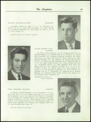 Page 17, 1947 Edition, Waterbury High School - Longhorn Yearbook (Waterbury, VT) online yearbook collection