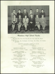 Page 6, 1947 Edition, Waterbury High School - Longhorn Yearbook (Waterbury, VT) online yearbook collection