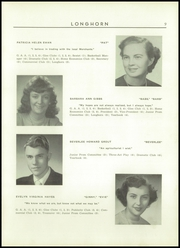 Page 11, 1952 Edition, Waterbury High School - Longhorn Yearbook (Waterbury, VT) online yearbook collection