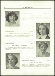 Page 12, 1952 Edition, Waterbury High School - Longhorn Yearbook (Waterbury, VT) online yearbook collection