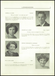 Page 13, 1952 Edition, Waterbury High School - Longhorn Yearbook (Waterbury, VT) online yearbook collection