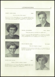 Page 15, 1952 Edition, Waterbury High School - Longhorn Yearbook (Waterbury, VT) online yearbook collection