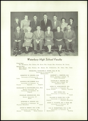 Page 6, 1952 Edition, Waterbury High School - Longhorn Yearbook (Waterbury, VT) online yearbook collection
