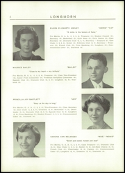 Page 8, 1952 Edition, Waterbury High School - Longhorn Yearbook (Waterbury, VT) online yearbook collection