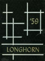 Waterbury High School - Longhorn Yearbook (Waterbury, VT) online yearbook collection, 1959 Edition, Page 1