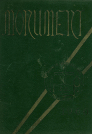 1960 Edition, Bennington Catholic High School - Monument Yearbook (Bennington, VT)