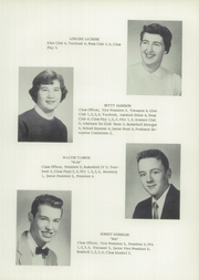 Page 13, 1957 Edition, Orleans High School - Alma Mater Yearbook (Orleans, VT) online yearbook collection