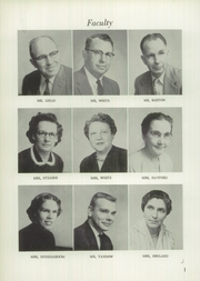 Page 8, 1957 Edition, Orleans High School - Alma Mater Yearbook (Orleans, VT) online yearbook collection