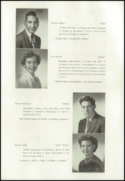 Page 11, 1952 Edition, Brandon High School - Neshobe Yearbook (Brandon, VT) online yearbook collection