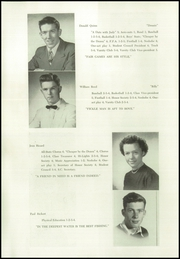 Page 12, 1952 Edition, Brandon High School - Neshobe Yearbook (Brandon, VT) online yearbook collection