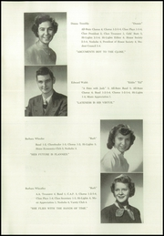 Page 14, 1952 Edition, Brandon High School - Neshobe Yearbook (Brandon, VT) online yearbook collection