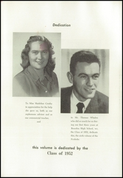 Page 5, 1952 Edition, Brandon High School - Neshobe Yearbook (Brandon, VT) online yearbook collection