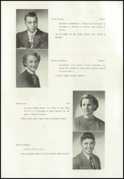 Page 9, 1952 Edition, Brandon High School - Neshobe Yearbook (Brandon, VT) online yearbook collection
