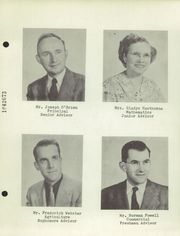 Page 13, 1956 Edition, Hinesburg High School - Iroquoian Yearbook (Hinesburg, VT) online yearbook collection