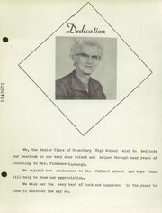 Page 7, 1956 Edition, Hinesburg High School - Iroquoian Yearbook (Hinesburg, VT) online yearbook collection