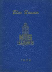 Page 1, 1954 Edition, Alburg High School - Blue Banner Yearbook (Alburg, VT) online yearbook collection