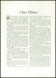 Page 14, 1954 Edition, Alburg High School - Blue Banner Yearbook (Alburg, VT) online yearbook collection