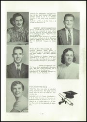 Page 9, 1954 Edition, Alburg High School - Blue Banner Yearbook (Alburg, VT) online yearbook collection