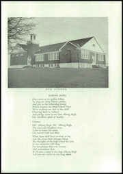 Page 3, 1955 Edition, Alburg High School - Blue Banner Yearbook (Alburg, VT) online yearbook collection