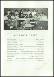 Page 5, 1955 Edition, Alburg High School - Blue Banner Yearbook (Alburg, VT) online yearbook collection