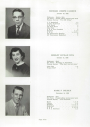 Page 11, 1956 Edition, North Troy High School - Trojan Yearbook (North Troy, VT) online yearbook collection