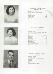Page 15, 1956 Edition, North Troy High School - Trojan Yearbook (North Troy, VT) online yearbook collection