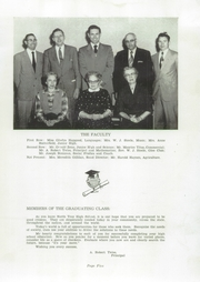 Page 7, 1956 Edition, North Troy High School - Trojan Yearbook (North Troy, VT) online yearbook collection