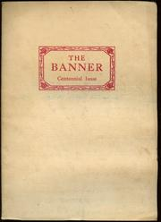 1935 Edition, Black River Academy - Banner Yearbook (Ludlow, VT)