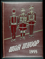 Norwich University - War Whoop Yearbook (Northfield, VT) online yearbook collection, 1955 Edition, Page 1