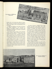 Page 11, 1955 Edition, Norwich University - War Whoop Yearbook (Northfield, VT) online yearbook collection