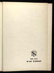 Page 5, 1955 Edition, Norwich University - War Whoop Yearbook (Northfield, VT) online yearbook collection