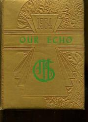1964 Edition, Cambridge High School - Our Echo Yearbook (Jeffersonville, VT)